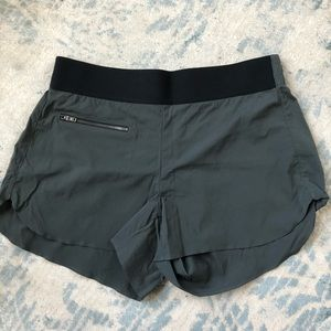 ATHLETA Mod Trekkie Shorts